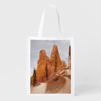 Navajo Loop Trail, Bryce Canyon Reusable Grocery Bag
