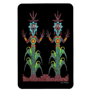 Navajo Mythology Magnet
