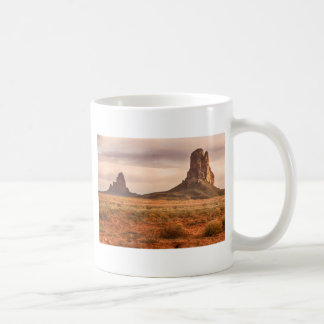 Navajo Nation Kayenta Monuments Coffee Mug