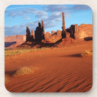 Navajo Nation, Monument Valley, Yei Bi Chei Drink Coaster
