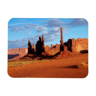 Navajo Nation, Monument Valley, Yei Bi Chei Magnet