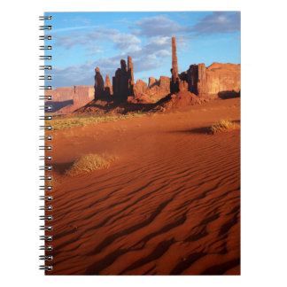Navajo Nation, Monument Valley, Yei Bi Chei Notebook