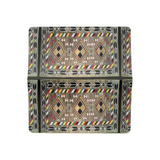 Navajo Native American Blanket Checkbook Cover