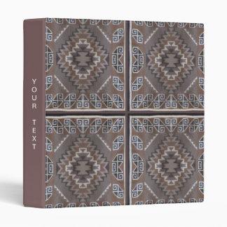 Navajo Pattern Binder
