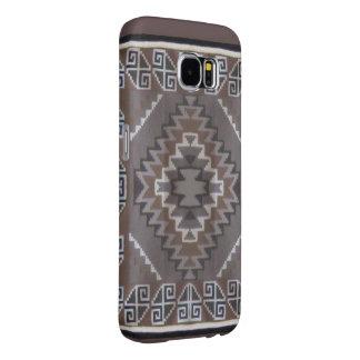 Navajo Pattern Samsung Galaxy S6 Case