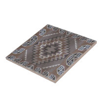 Navajo Pattern Tile