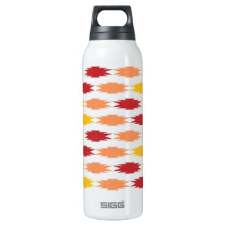 Navajo Print 16 Oz Insulated SIGG Thermos Water Bottle