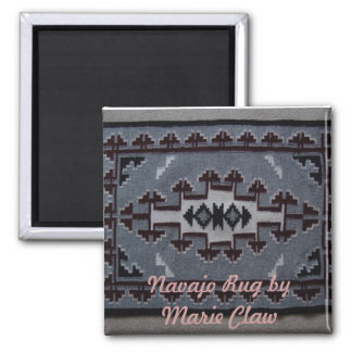 Navajo Rug by Marie Claw magnet