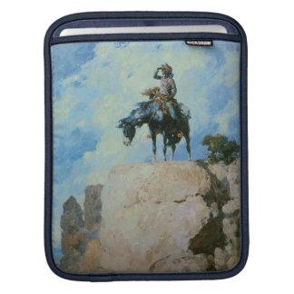 Navajo Scout iPad Sleeve