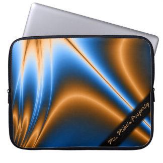 Navajo Star Fractal Personal Laptop Sleeve