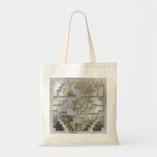 Navajo Tile Tote Bag