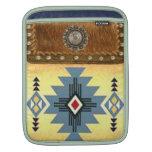 """""""Navajo"""" Western IPad Sleeve"""