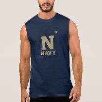 Naval Academy Logo Sleeveless Shirt
