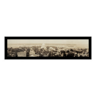 Naval Academy, MD Photo 1919 Poster