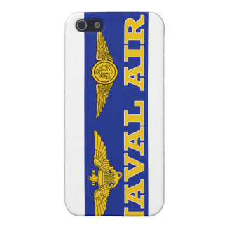 Naval  Air Insignia iPhone SE/5/5s Cover