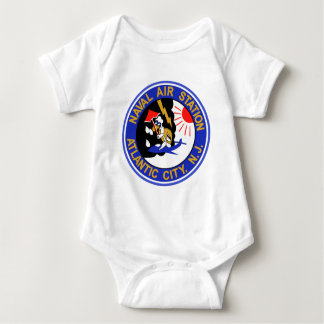 NAVAL AIR STATION ATLANTIC CITY New Jersey Baby Bodysuit