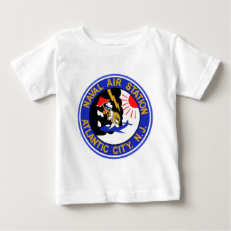NAVAL AIR STATION ATLANTIC CITY New Jersey Baby T-Shirt