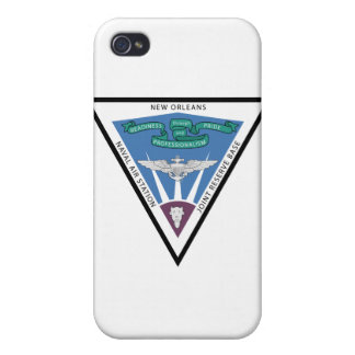 Naval Air Station - New Orleans Cover For iPhone 4