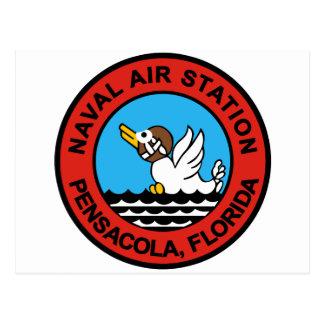 Naval Air Station Pensacola Postcard