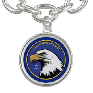 Naval Air Station Whidbey Island Bracelets