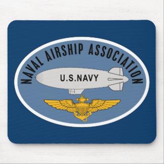 Naval Airship Association - Pad Mouse Pad
