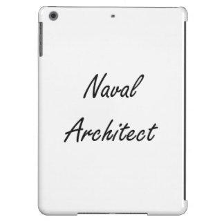 Naval Architect Artistic Job Design iPad Air Cases