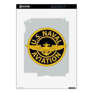 Naval Aviation - 2 iPad 2 Skin