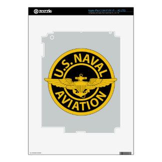 Naval Aviation - 2 Skin For iPad 3