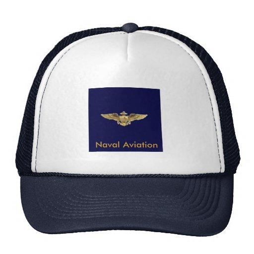 Naval Aviator Wings, Naval Aviation Hat