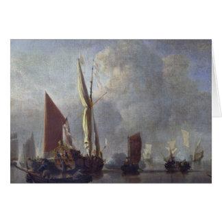 Naval Battle Card
