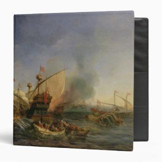 Naval Battle of Episkopi in 1323, 1841 Binders