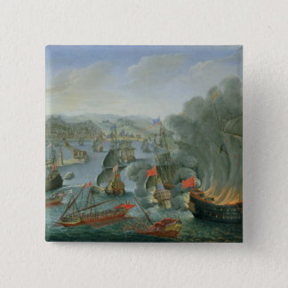 Naval Battle with the Spanish Fleet Button