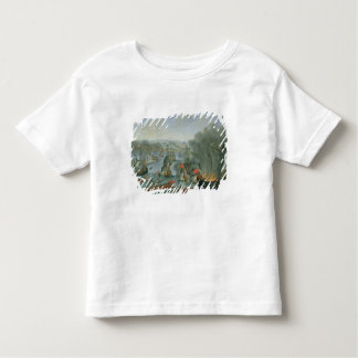 Naval Battle with the Spanish Fleet Toddler T-shirt