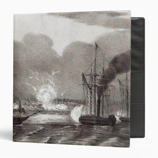 Naval Bombardment of Vera Cruz Binder