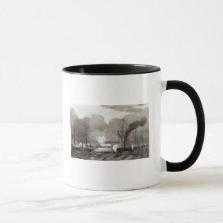 Naval Bombardment of Vera Cruz Mug