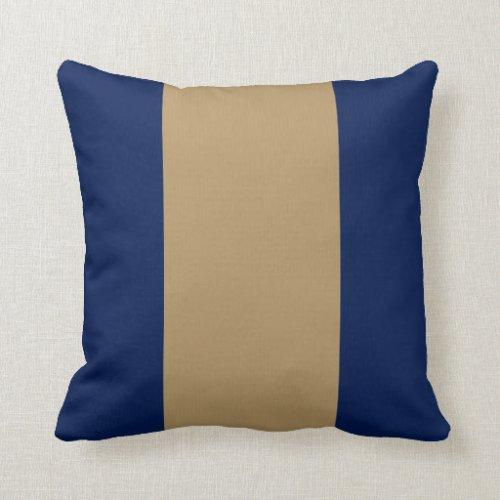 Naval Canteen Throw Pillow