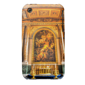 Naval Chapel Greenwich London iPhone 3 Case