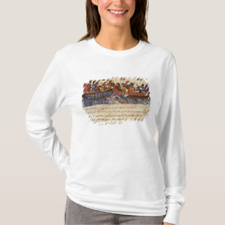 Naval Combat between two Ships T-Shirt