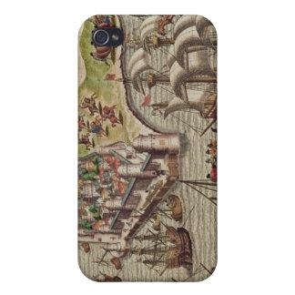 Naval Combat iPhone 4 Cases