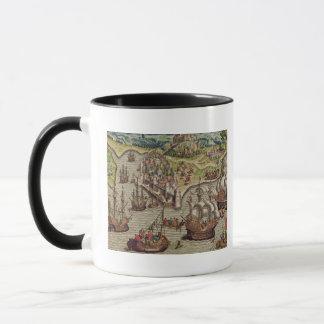 Naval Combat Mug