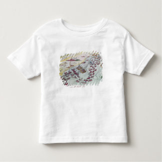 Naval Combat off the Coast of The Hague Toddler T-shirt