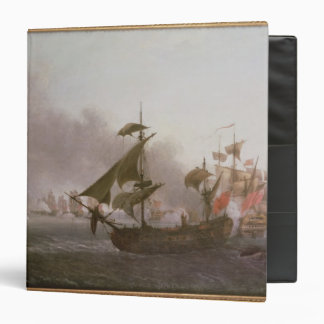 Naval Combat off the Isle of Grenada Binders