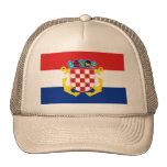 Naval Ensign Croatia, Croatia Hats
