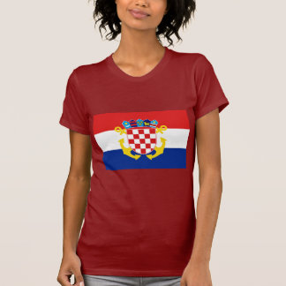Naval Ensign Croatia, Croatia Tshirts