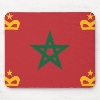 Naval Ensign Morocco, Morocco Mouse Pad