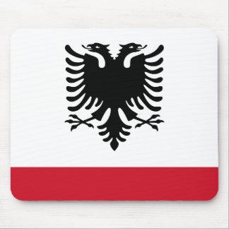 Naval Ensign Of Albania, Albania Mouse Pad