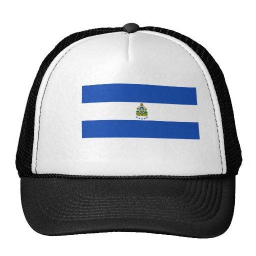 Naval Ensign Of Honduras, Guyana Trucker Hat