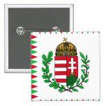 Naval Ensign Of Hungary, Hungary flag Pin