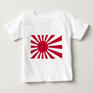 Naval Ensign of Japan - Japanese Rising Sun Flag Baby T-Shirt