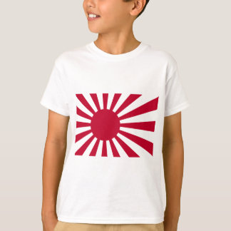 Naval Ensign of Japan - Japanese Rising Sun Flag T-Shirt